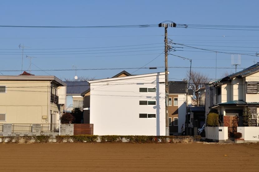 遠景 (清瀬・清爽の家)