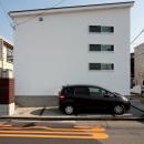 長井義紀の住宅事例「清瀬・清爽の家」