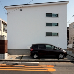 外観 (清瀬・清爽の家)