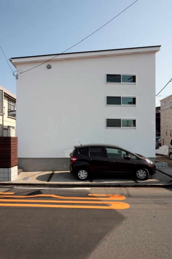 清瀬・清爽の家の部屋 外観