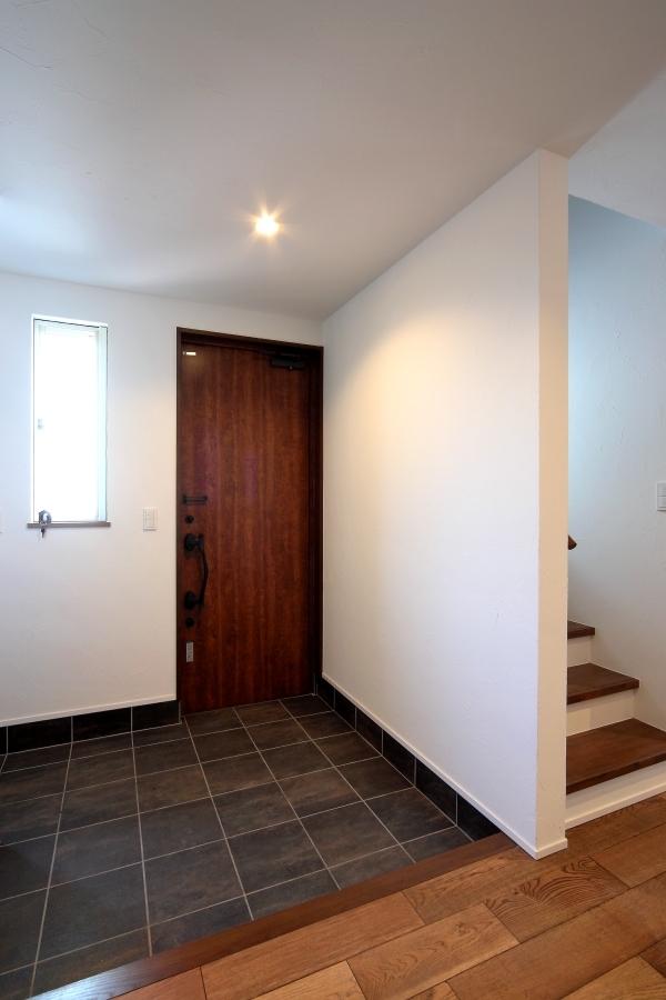 清瀬・清爽の家の部屋 玄関