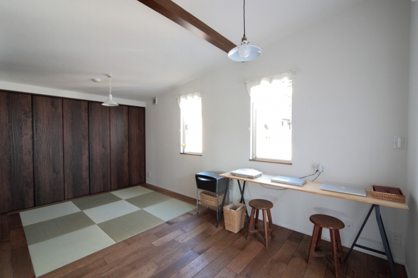 建築家:長井義紀「清瀬・清爽の家」