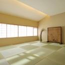 「光の家、集える庭。@現代京町家」の写真 和室