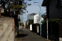 東高円寺の住宅 (02)