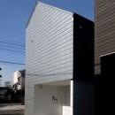 宗本順三の住宅事例「東高円寺の住宅」