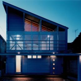 西荻窪の住宅 (02)