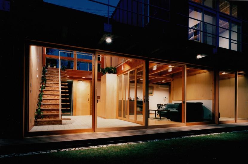 建築家:宗本順三「砧の住宅」