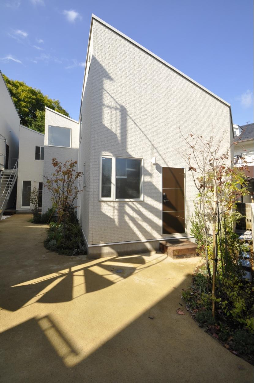リノベーション・リフォーム会社:ナカクラの現代京町家「京たたき(舗装土)」