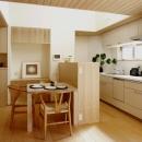 「やすらぎの家@現代京町家」の写真 キッチン