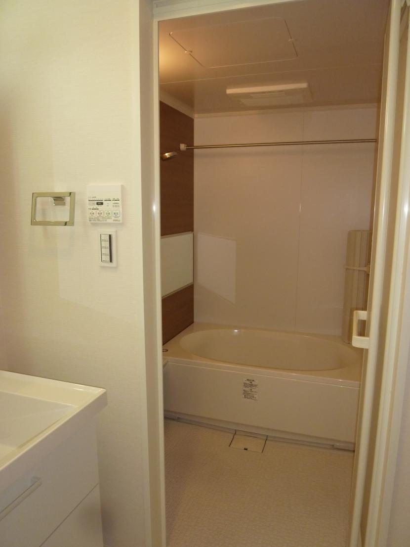 乃木坂邸の部屋 バスルーム