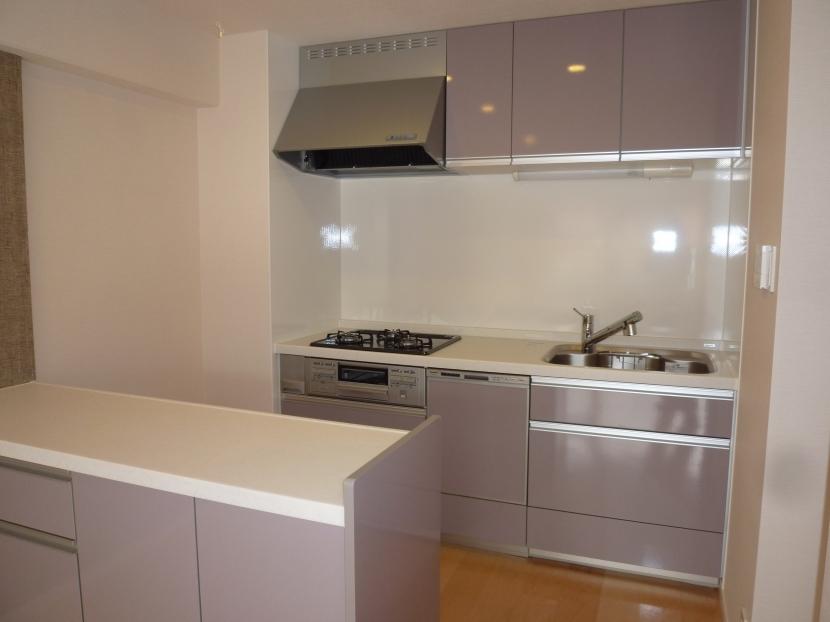 乃木坂邸の部屋 キッチン