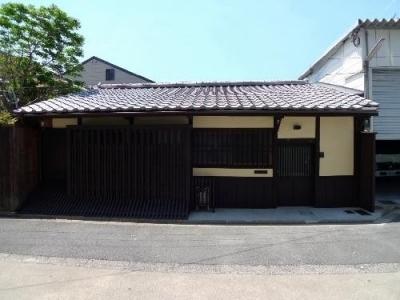 外観 (「Machiya Villa」)