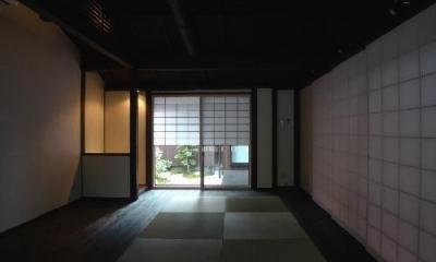 「Machiya Villa」 (和室)