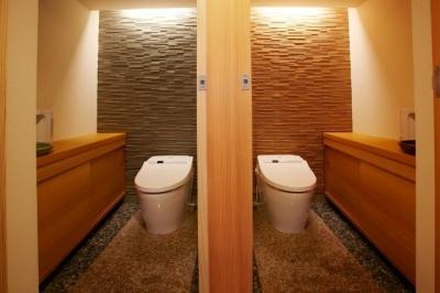 WC (「amata cafe」)