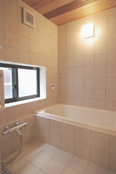 浴室 (木造耐火構造の町屋)