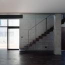 N-HOUSE階段