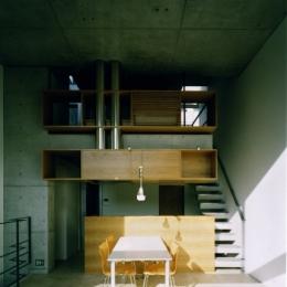 日本橋-川辺の家