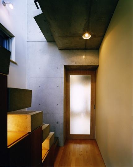 日本橋-川辺の家の写真 廊下