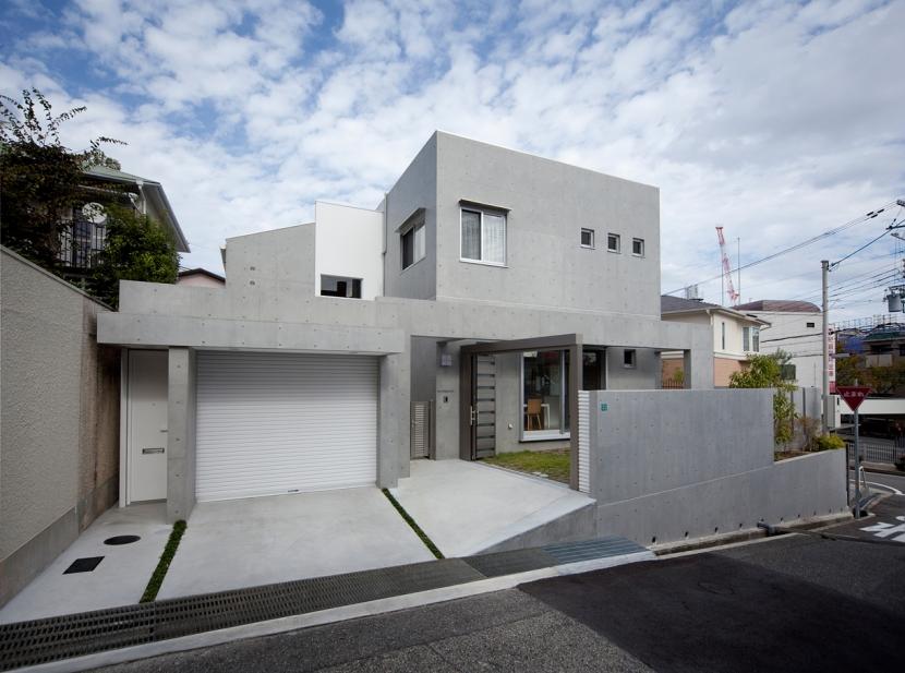 建築家:中原賢二「Ashiya-Blanc」