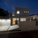 中原賢二の住宅事例「Ashiya-Blanc」