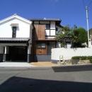 中原賢二の住宅事例「土間ワークスペースのある蔵の家」