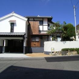 建築家 中原賢二の事例「土間ワークスペースのある蔵の家」