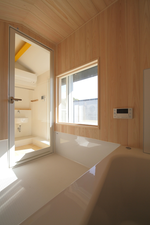 上目黒の家リノベーションの部屋 浴室