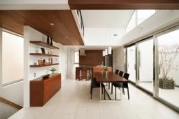 西荻の家 (対面キッチン)