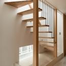 西荻の家の写真 吊り階段