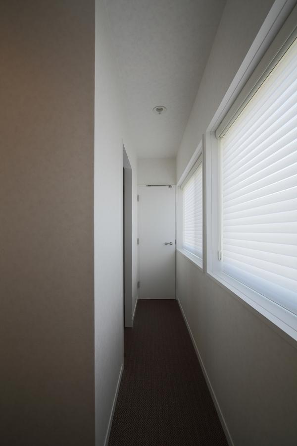 上目黒の家リノベーションの部屋 裏動線