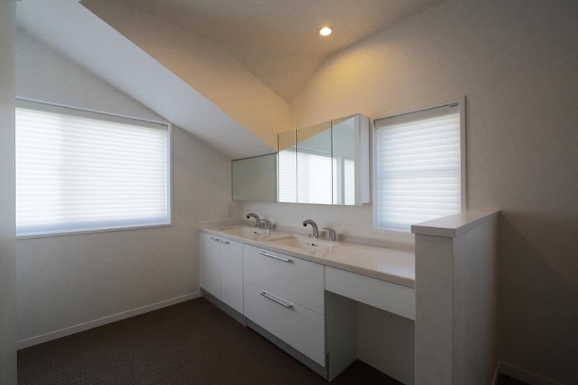 上目黒の家リノベーションの写真 洗面室