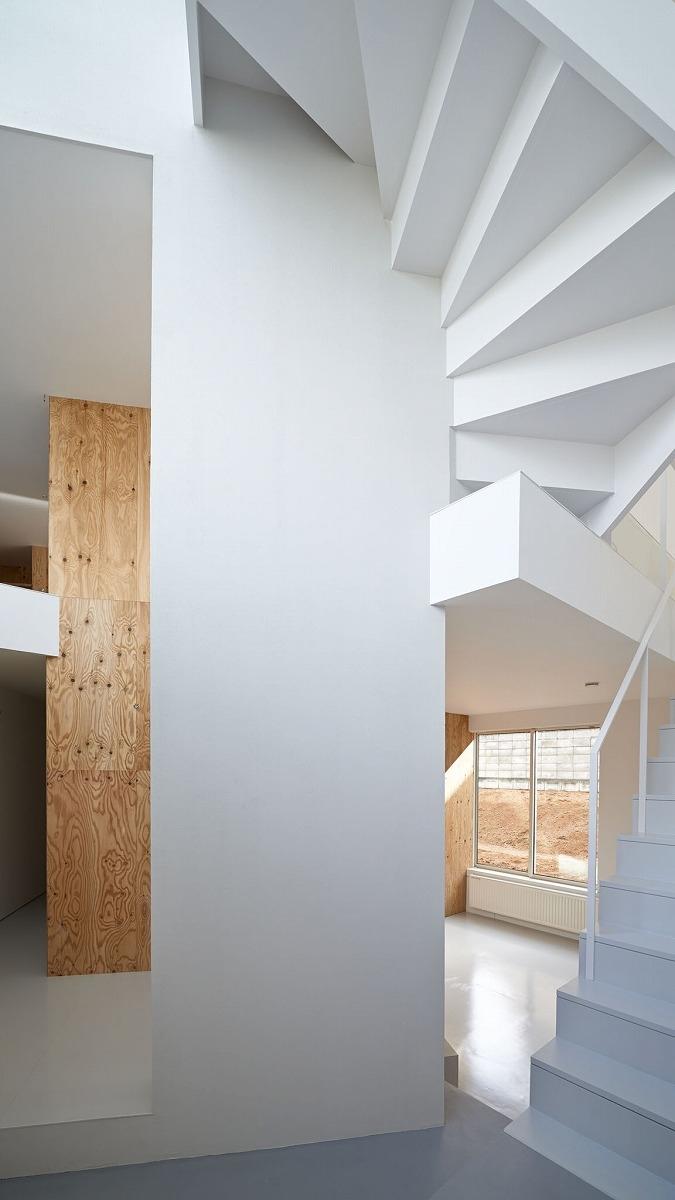 Northern Nautilusの部屋 NN階段1