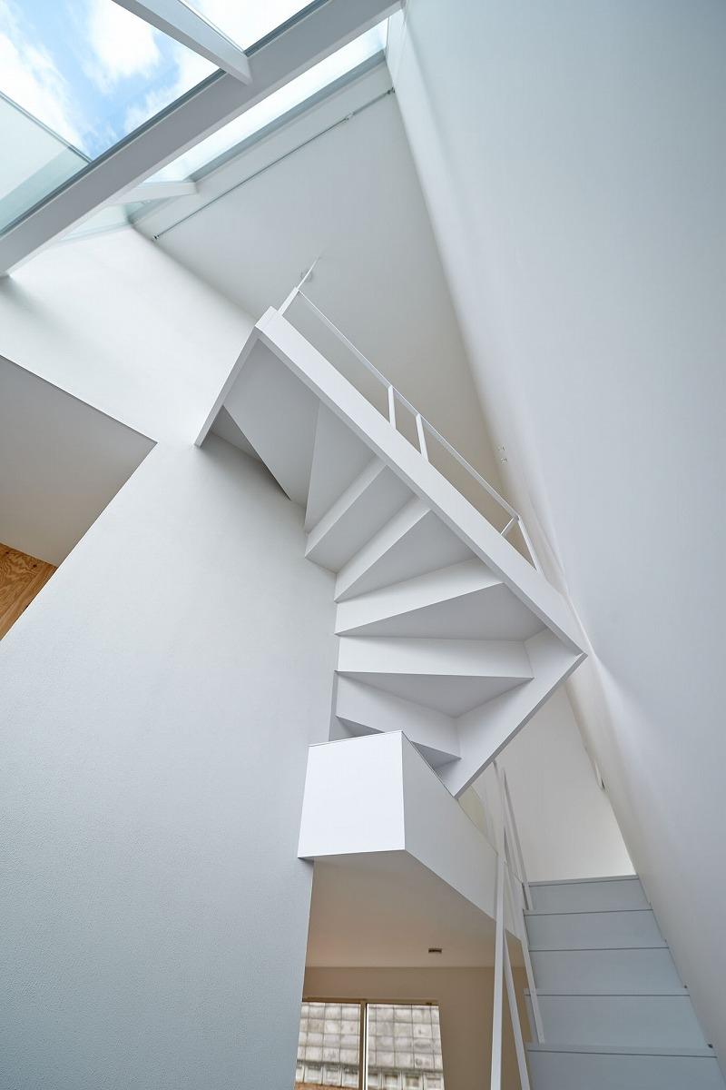 Northern Nautilusの部屋 NN階段2