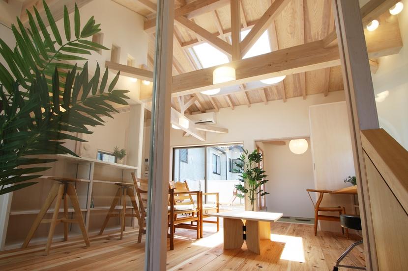 建築家:遠藤 浩「ツインバルコニーの家」