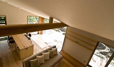 建築家:野口修一「大原の家」