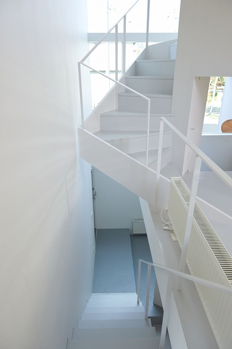 Northern Nautilusの部屋 NN階段3