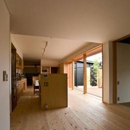ANA   nHOUSE (家族室)