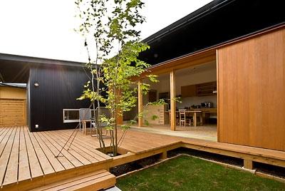 建築家:野口修一「ANA   nHOUSE」