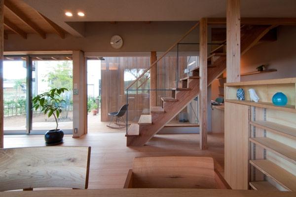 建築家:野口修一「アオハダの家」