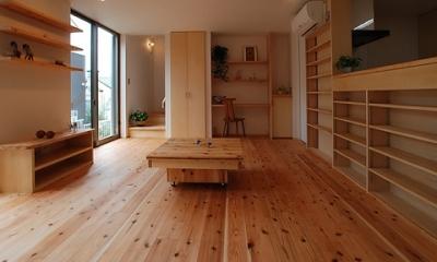 三山の家 (家族室)