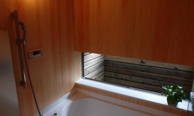三山の家 (浴室)