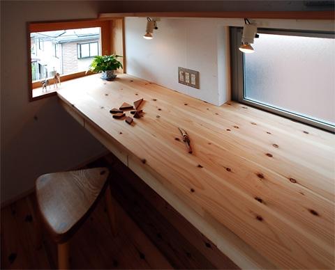 三山の家の写真 スタディスペース