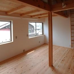 三山の家 (子供部屋)
