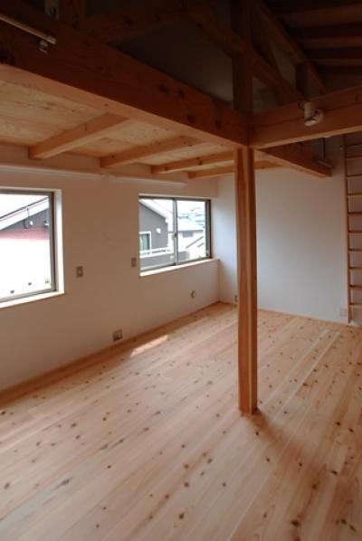 子供部屋 (三山の家)