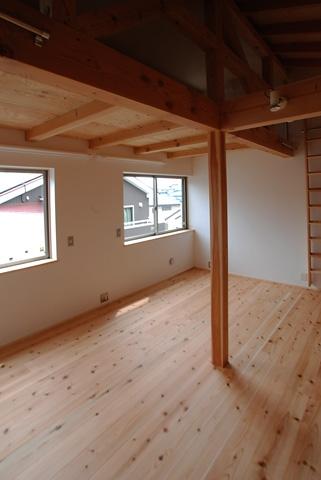 三山の家の写真 子供部屋