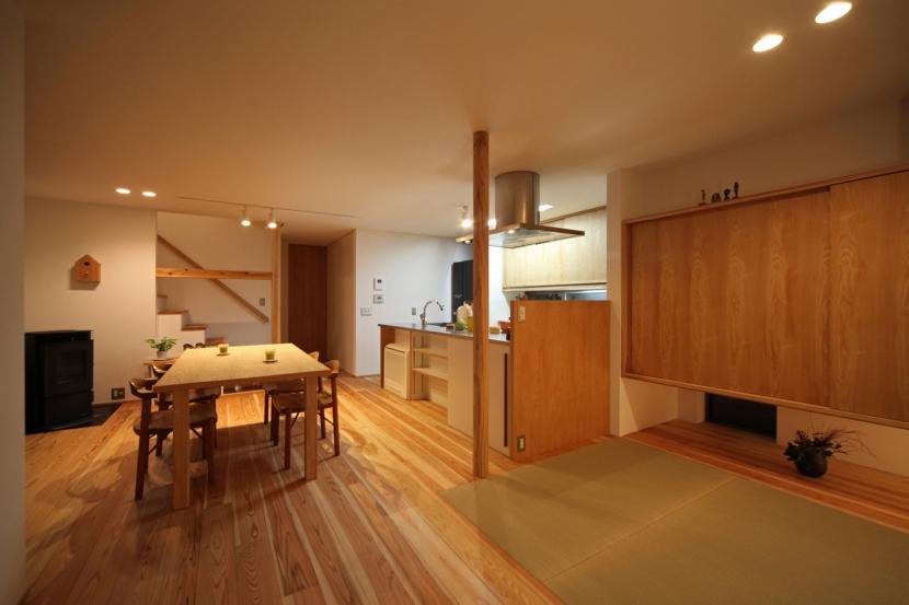西船の家の写真 家族室