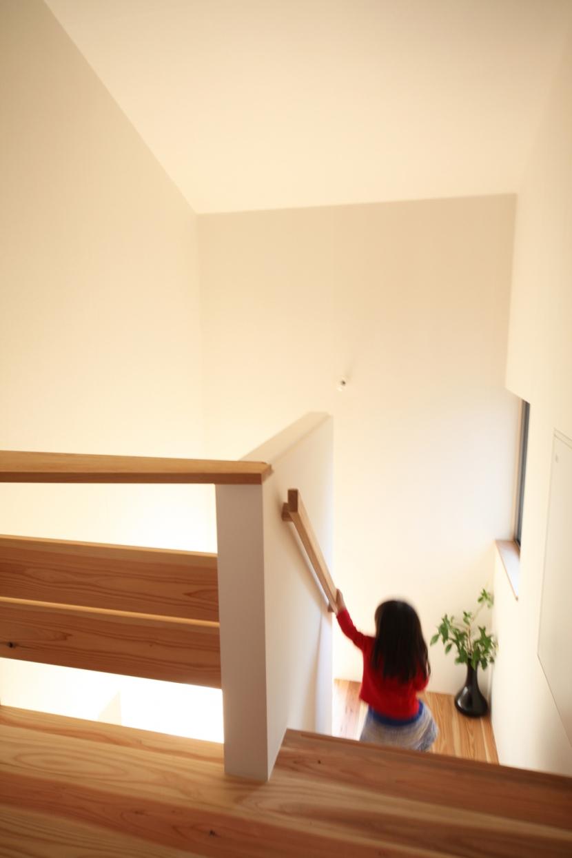 西船の家の写真 階段