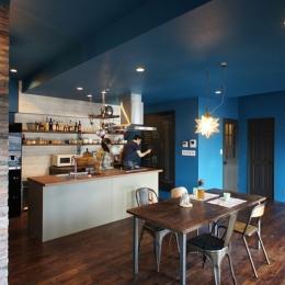キッチン2 (『azur mur』 ― カフェに住む)