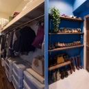 空間社の住宅事例「『azur mur』 ― カフェに住む」