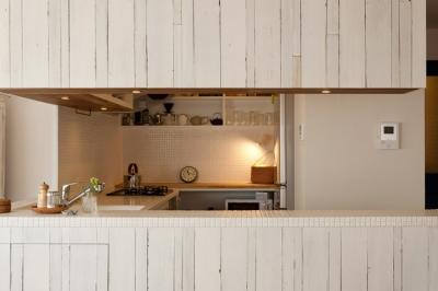 『Rabbit』 ― キッチンをセンターに (キッチン1)